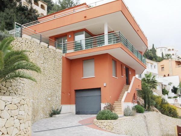 Банковская недвижимость в испании в кальпе