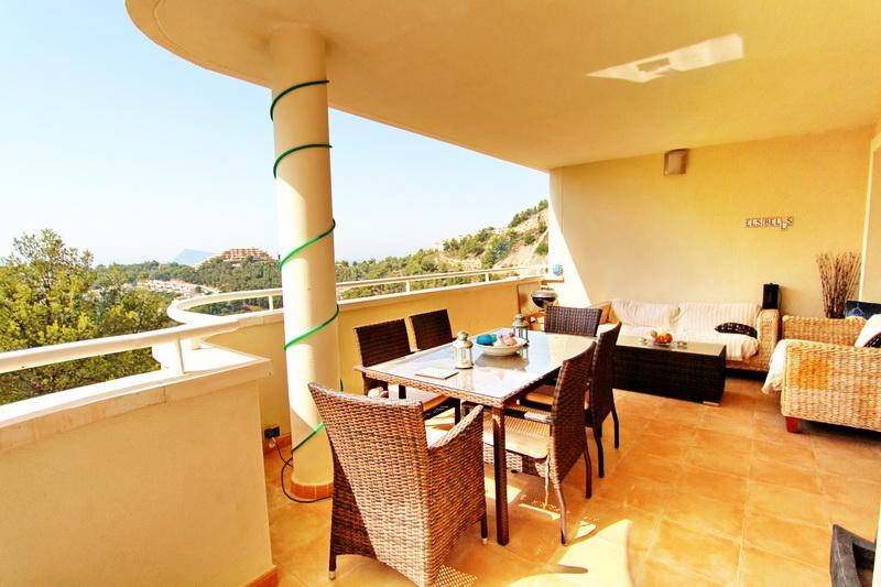 Купить квартиру в испании с видом на море