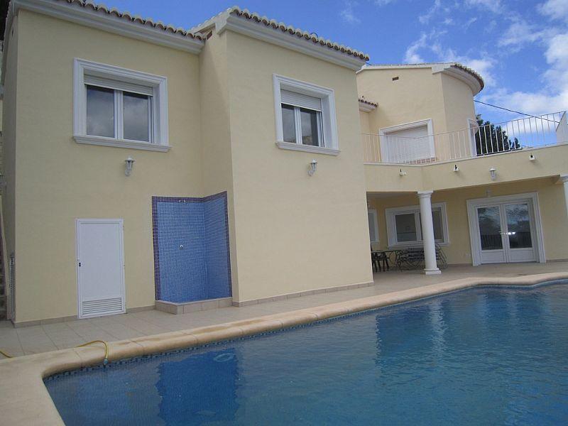 Купить дом в испании на коста бланка фото