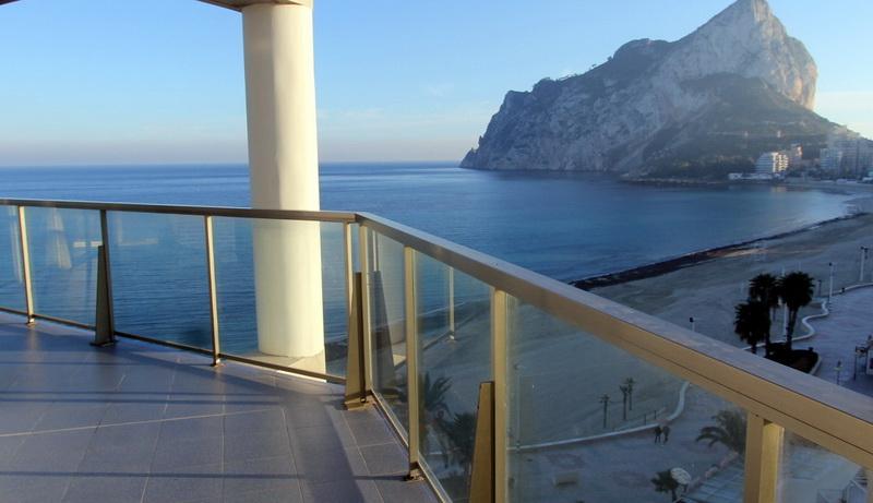 Купить недвижимость в кальпе у моря